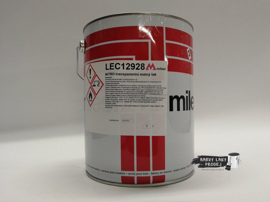 Lak LEC 12928/23%lesk, *5L* (kombi lak)