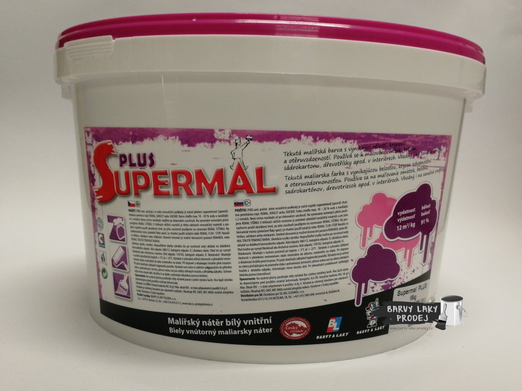 Supermal plus 15 kg