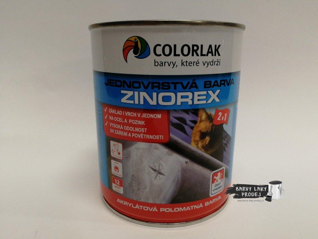 S-2211/RAL 9005  ZINOREX 0,6L