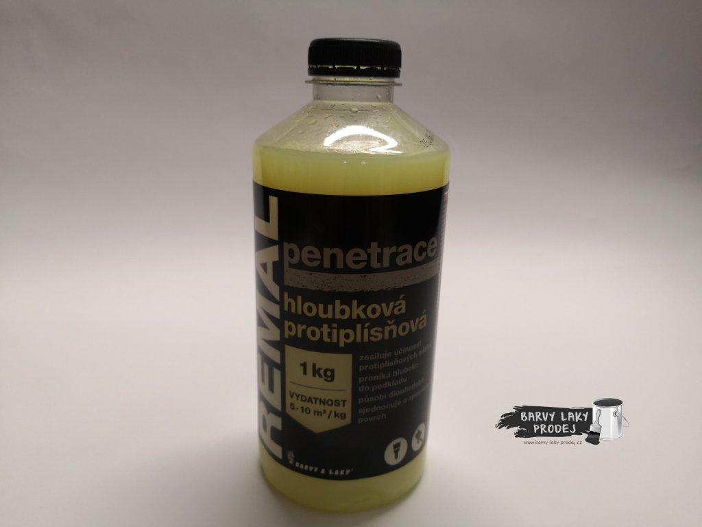 Penetrace Remal - protiplísňová 1kg
