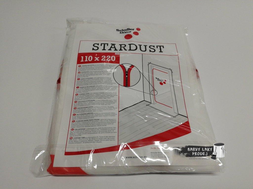 Protiprachové dveře STARDUST 110 x 220