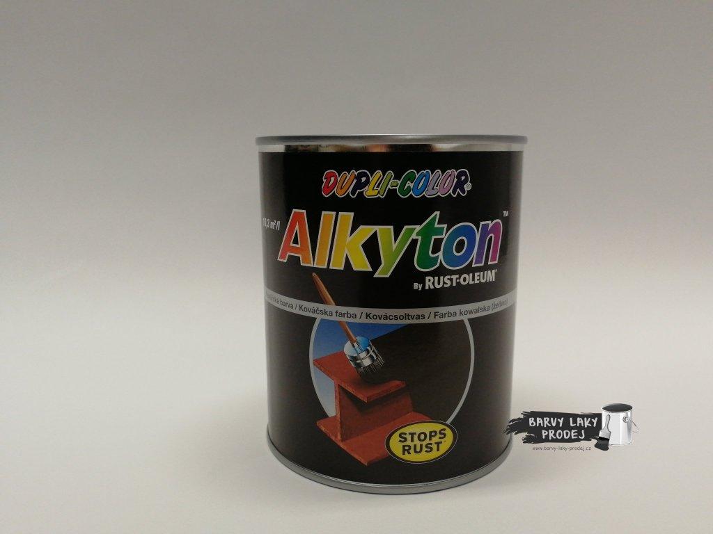 ALKYTON - kovářská barva 0,75L