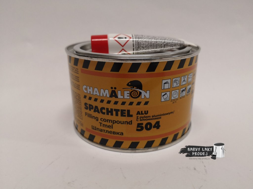 Cham. tmel s hlin. 504/0,512kg