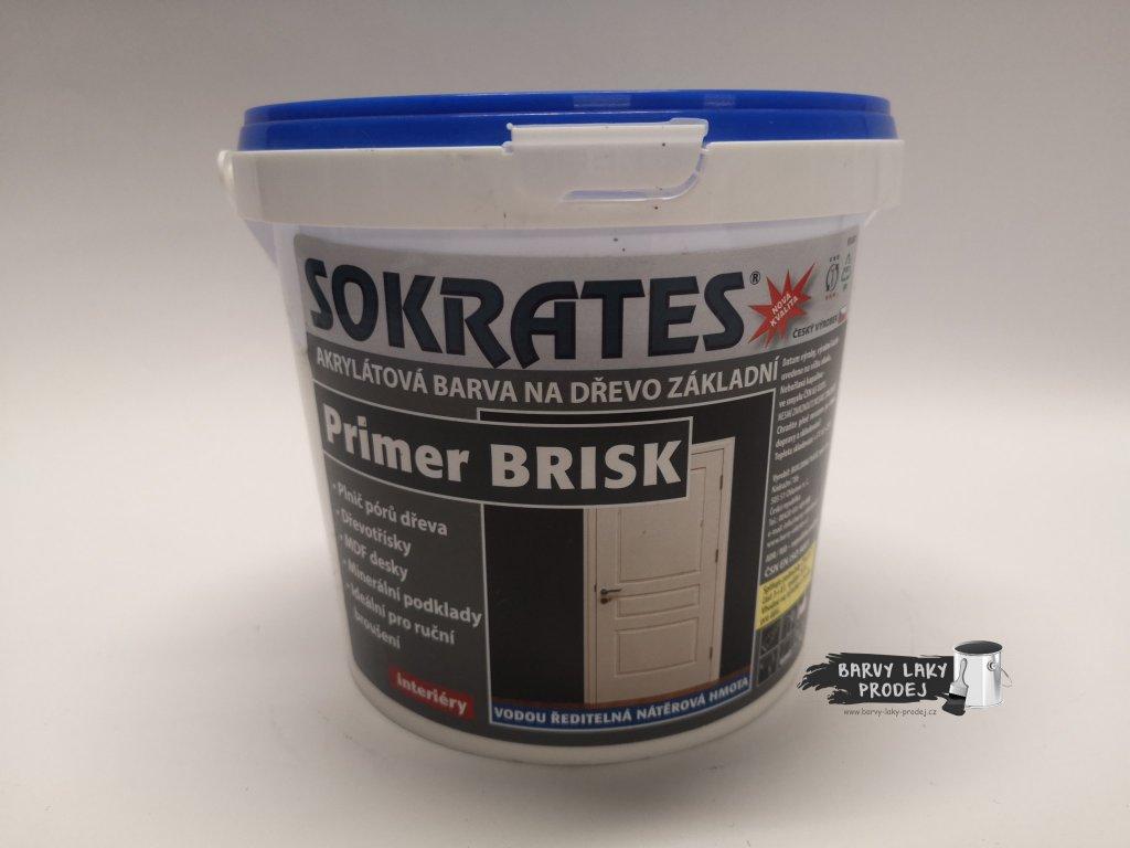 Sokrates brusný základní lak 2kg