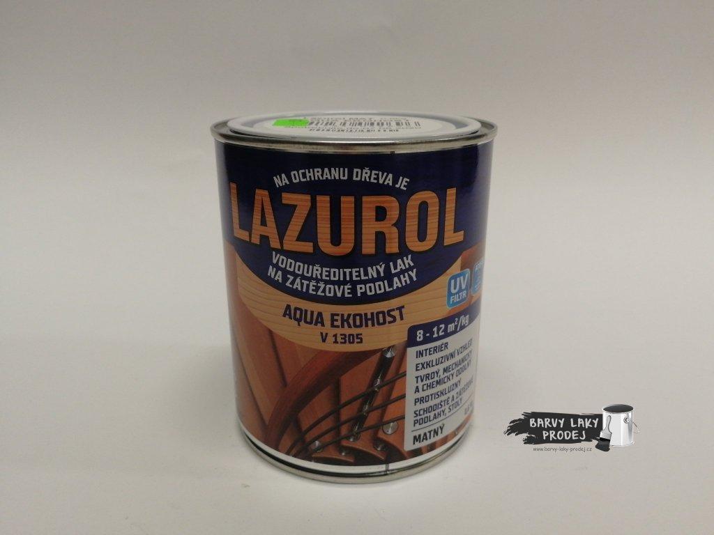 Lazurol AQUA EKOHOST,lesk 0,6kg