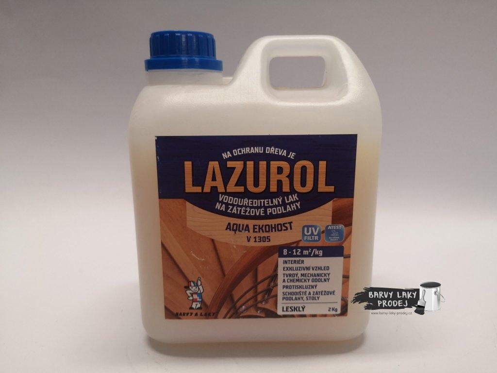 Lazurol AQUA EKOHOST, lesk (V-1305)2 kg