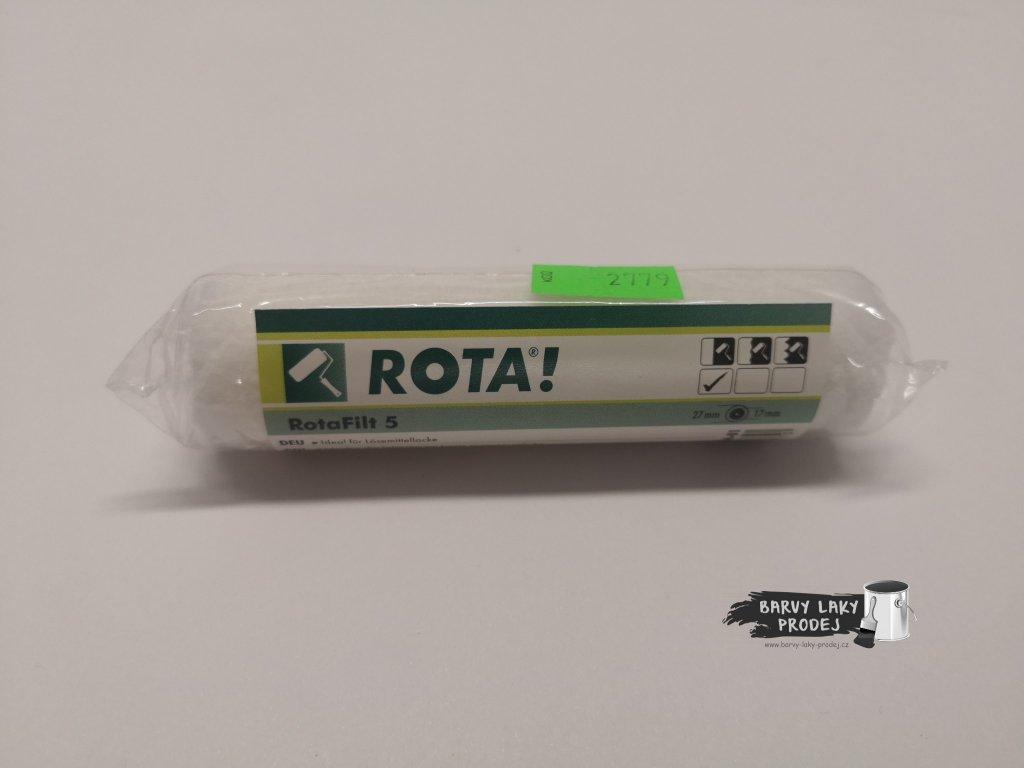 Lakovací váleček ROTA Filt 10cm