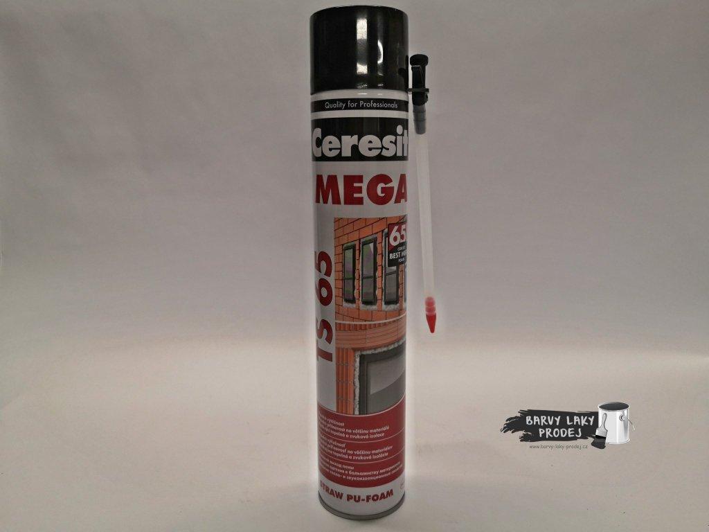 Montážní pěna trubičková MEGA 750ml
