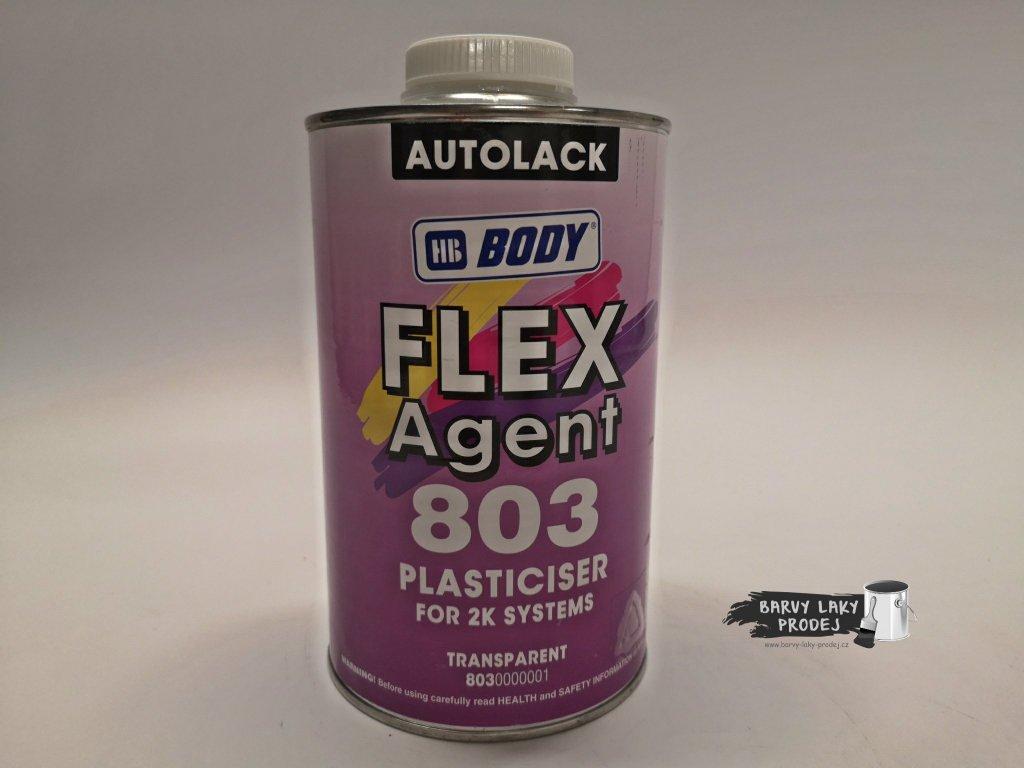Body 803 Flex agent 1kg (změkčovadlo na plasty)