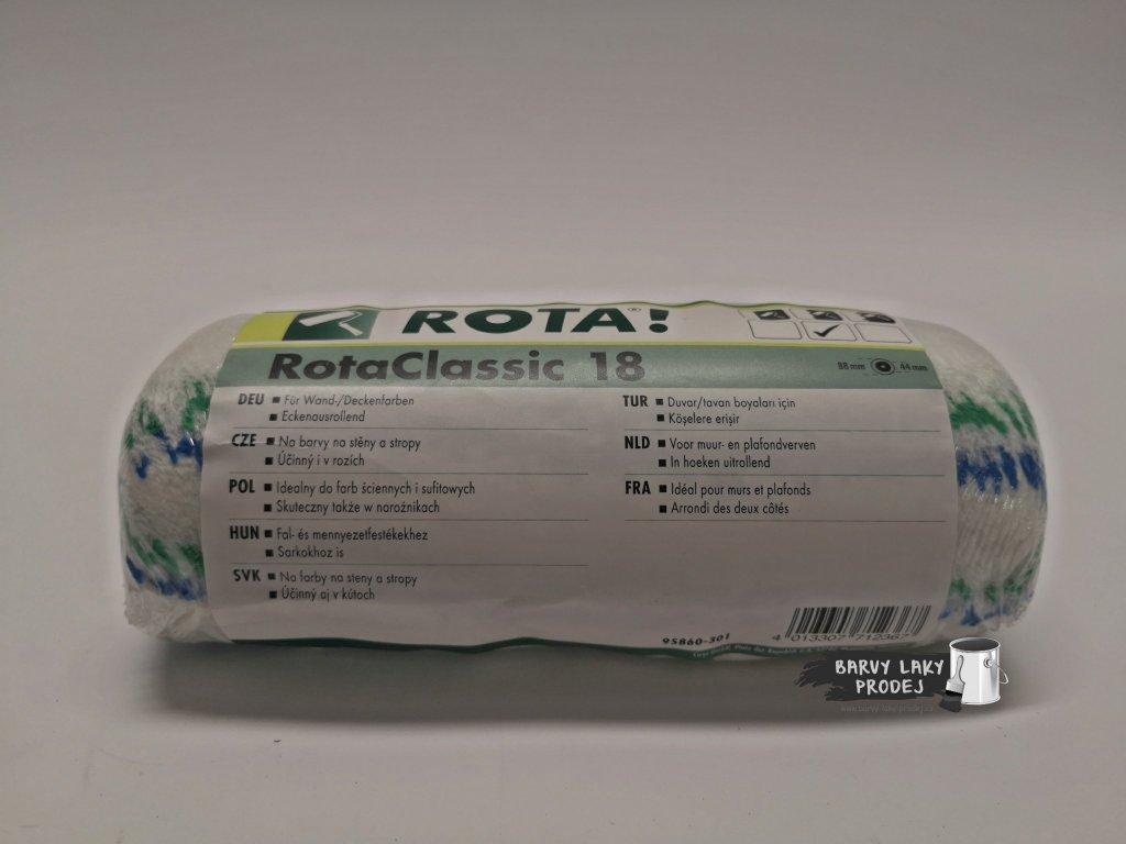 Malířský váleček ROTA Classic 18cm
