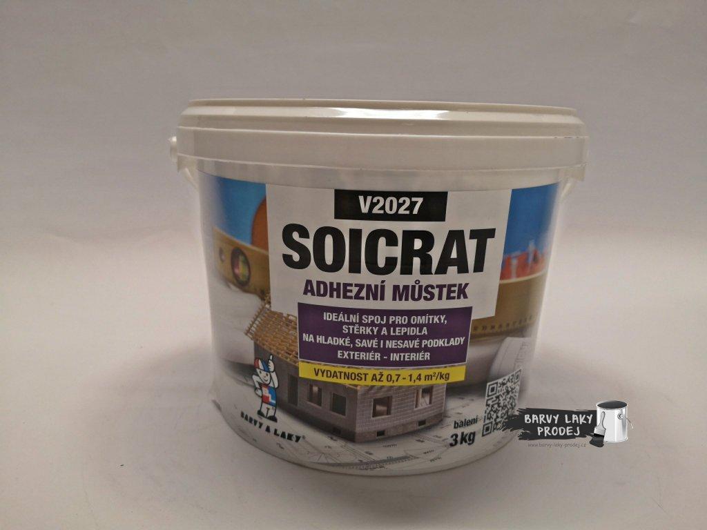 Penetrace Soicrat - Adhezní můstek 3kg