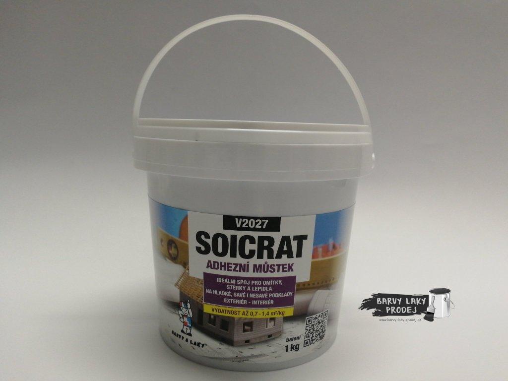 Penetrace Soicrat - Adhezní můstek 1kg