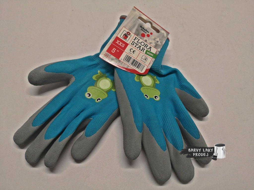 Pracovní rukavice FLORASTAR