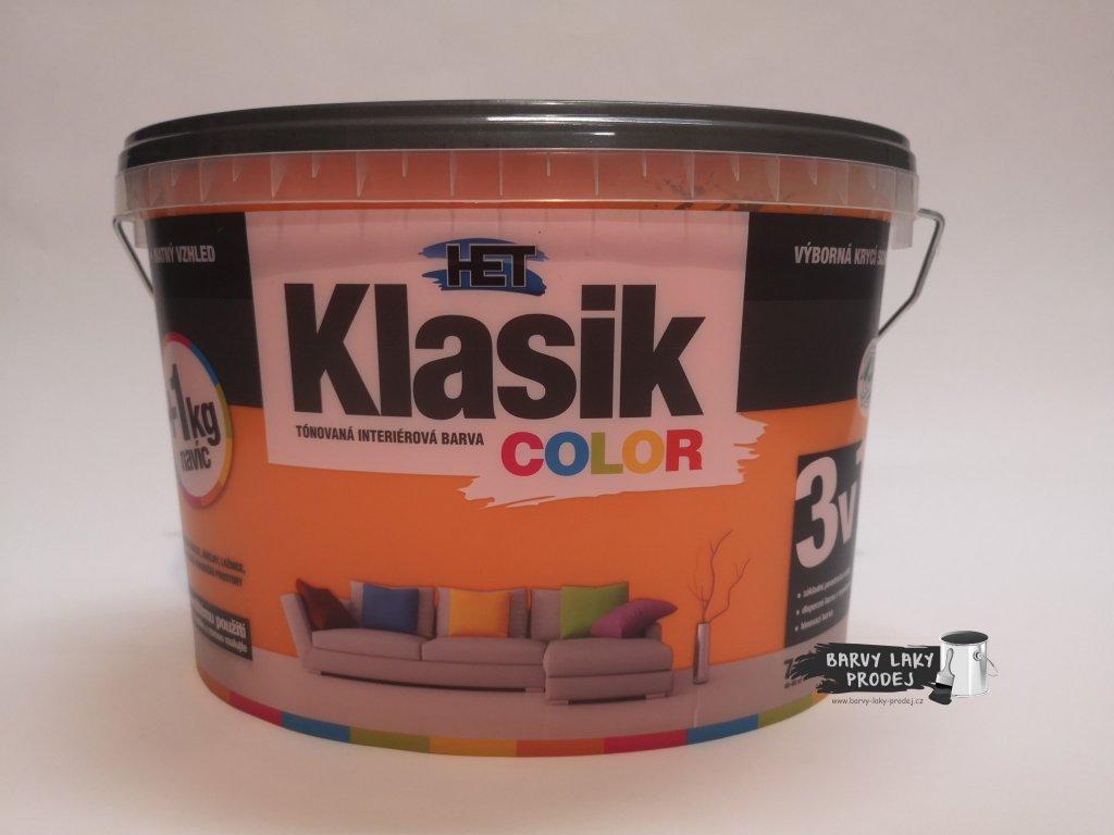 Klasik color 7+1kg HET