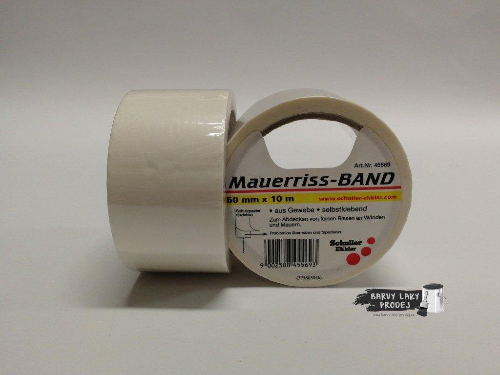 Páska na spáry 50mm x 10m, papír