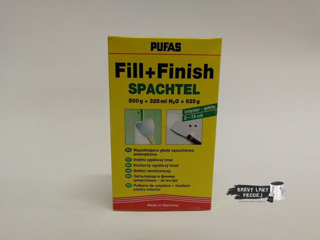 PUFAS - vnitřní výplňový tmel 0,5kg