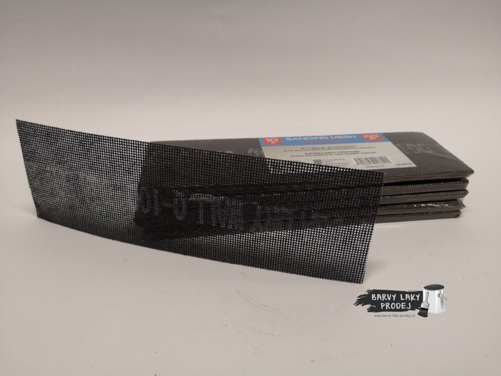 Brusná mřížka 93mm x 290mm