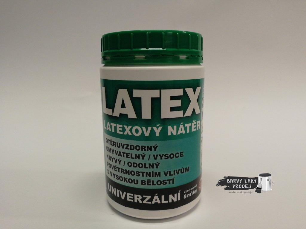 LATEX univerzální  0,8kg  bílý