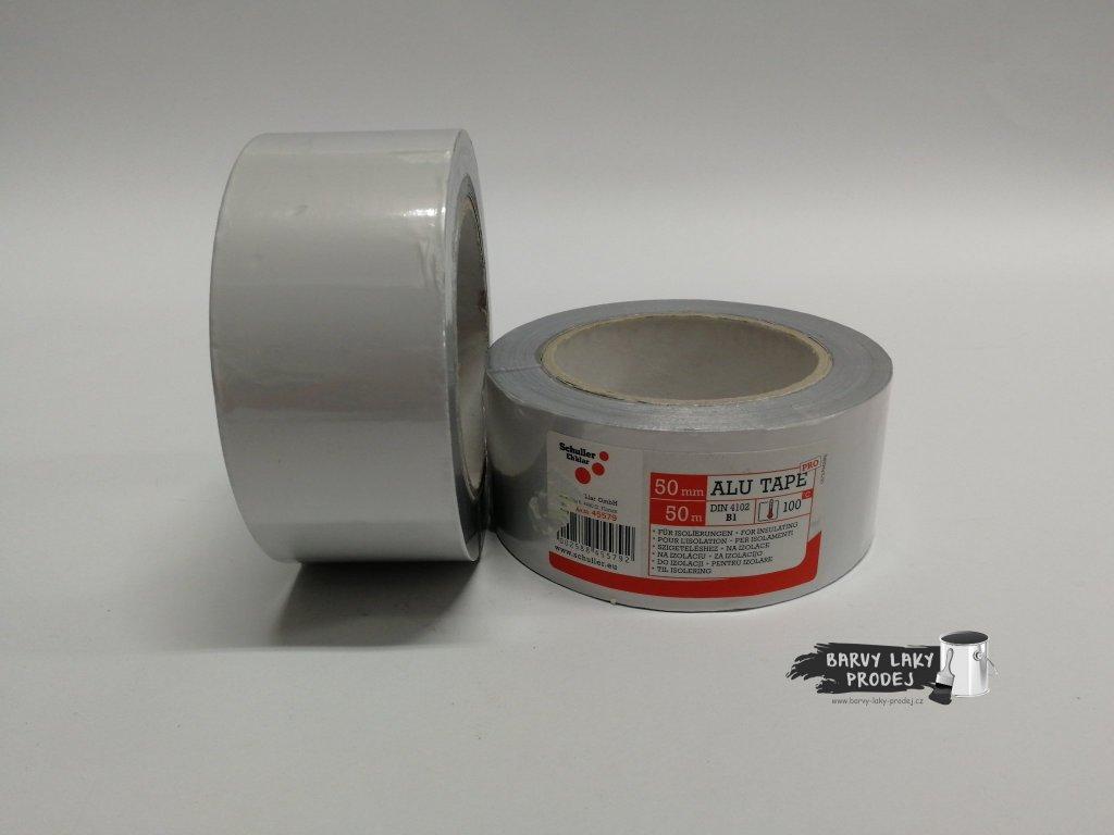 Páska hliník 50mm x 50m