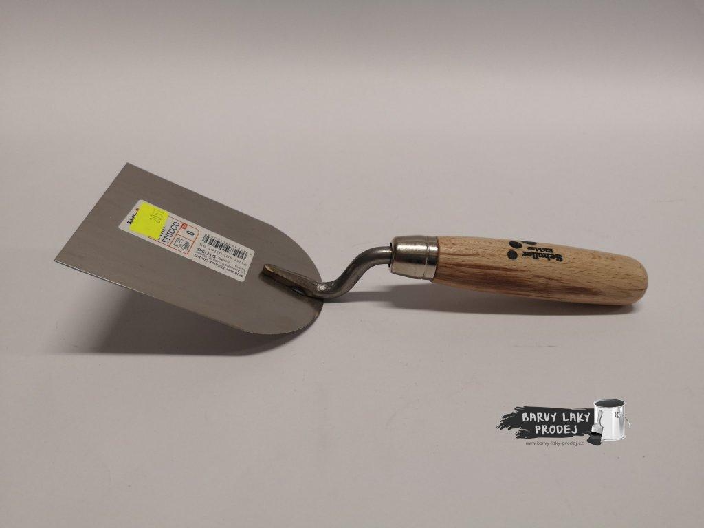 Špachtle sádrovací,80mm - nerez