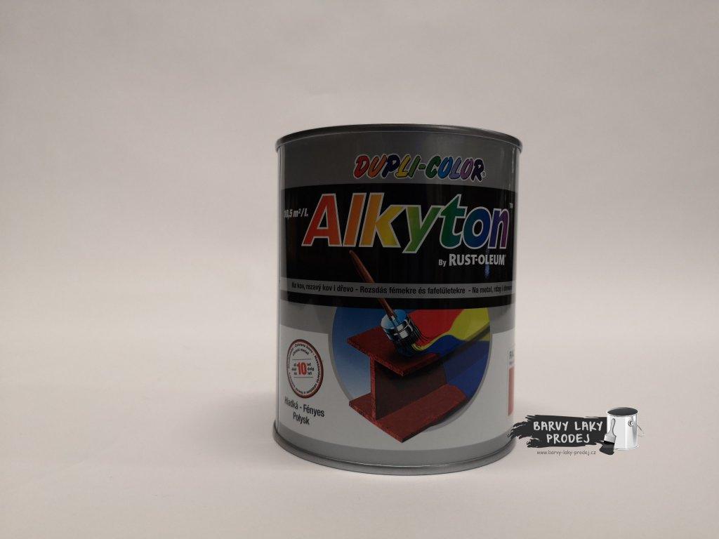 ALKYTON - color 0,75L lesk/kladívkový/satén