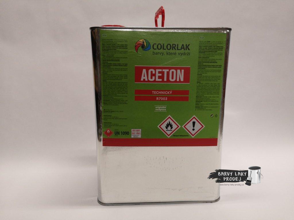 Aceton technický (COLORLAK) 9L