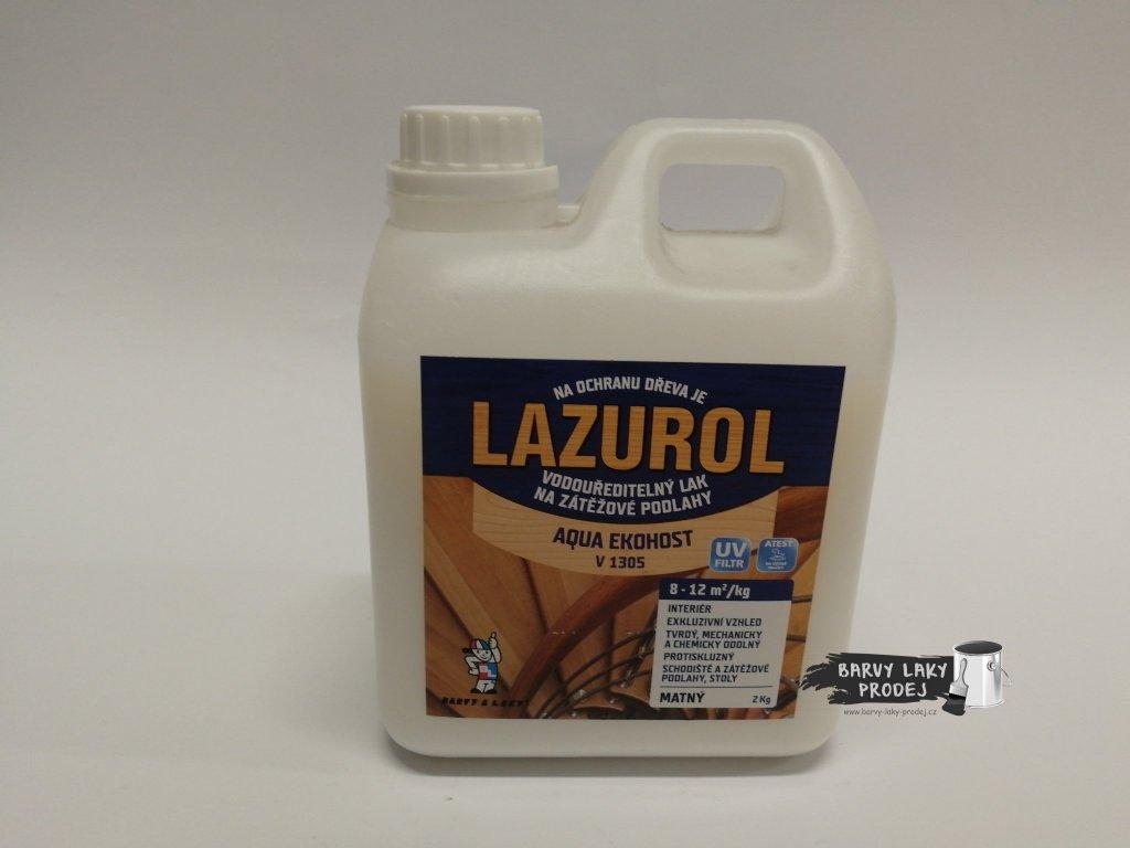 Lazurol AQUA EKOHOST,mat (V-1305)2 kg