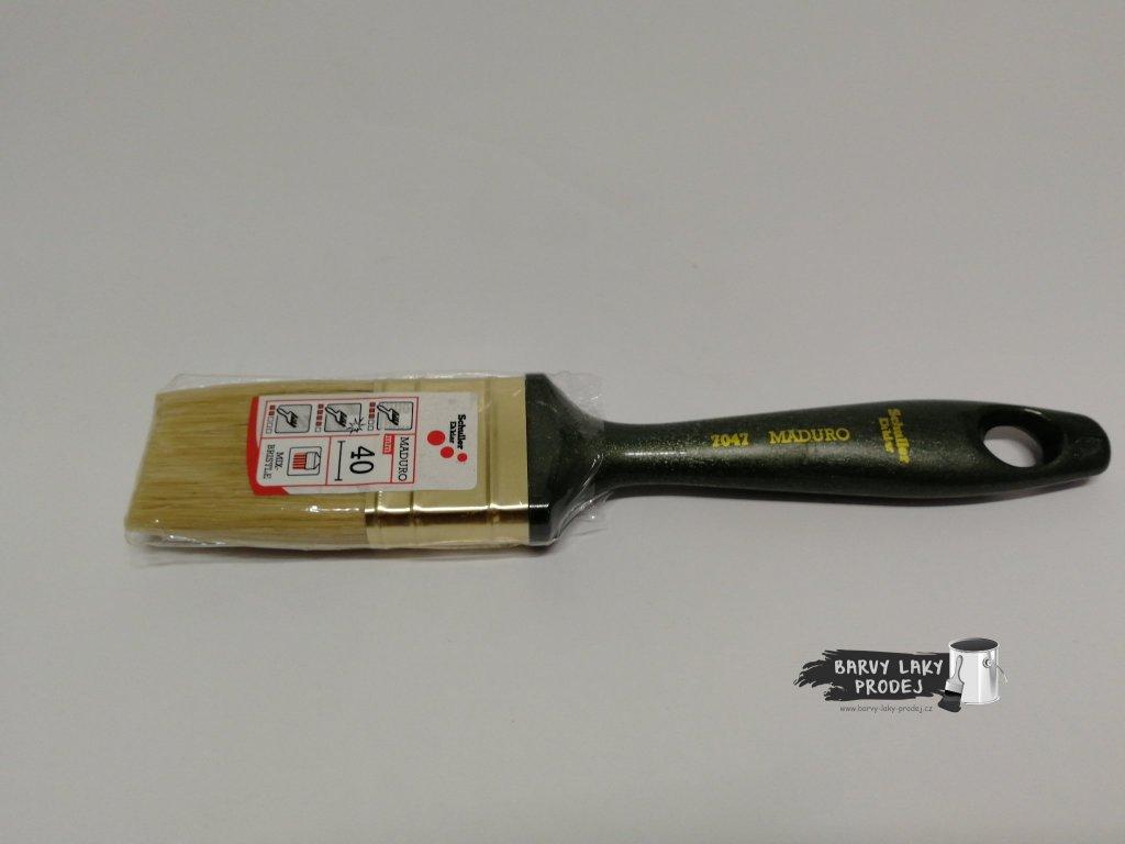 Štětec plochý 1 1/2'(40mm) na lak