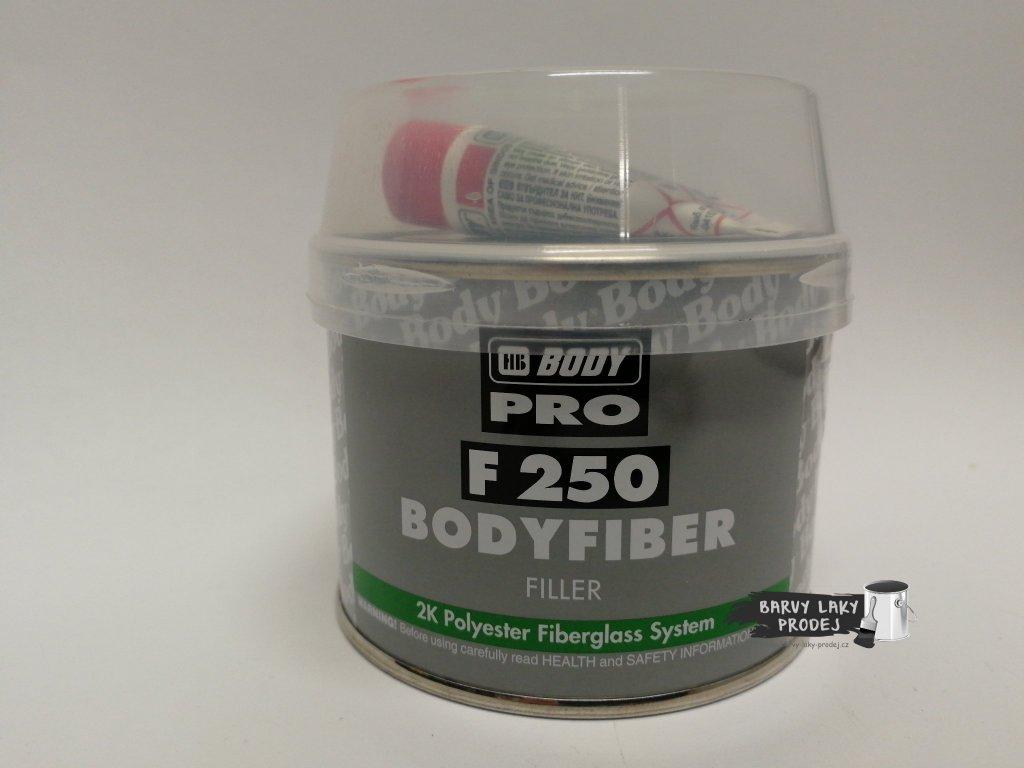 TMEL Body FIBER 250  250g (sklo)