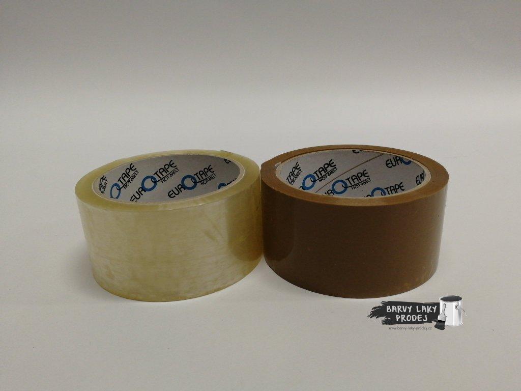 Páska balící,lepící 48mm x 66m PP