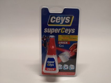 CEYS superceys unick gelsek.lepidlo štětec 5g