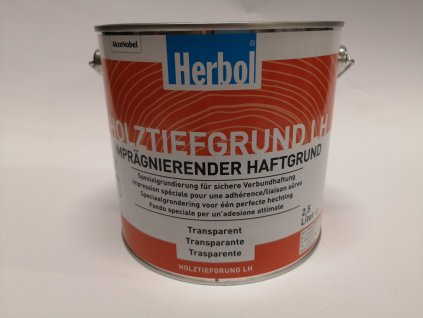 Herbol-Holztiefgrund LH 2,5l