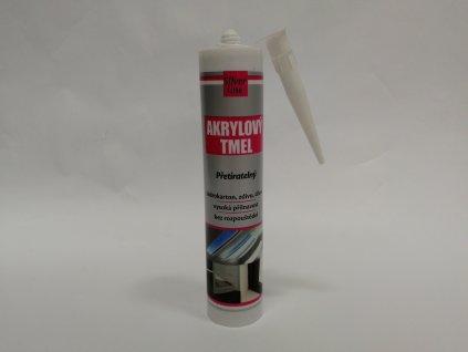 TMEL akrylový  bílý,310ml ( 20102 SL)