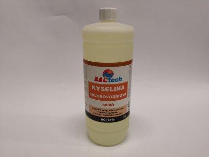 Kyselina solná chlorovodíková 2L