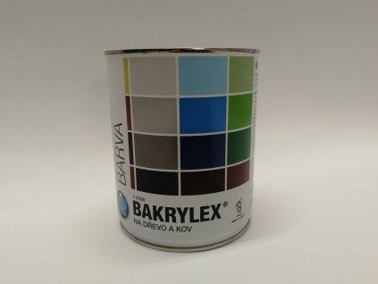 Bakrylex email mat (V-2066)/ 0230 0,7kg