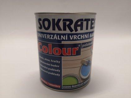 Sokrates Colour bílá 0,7kg