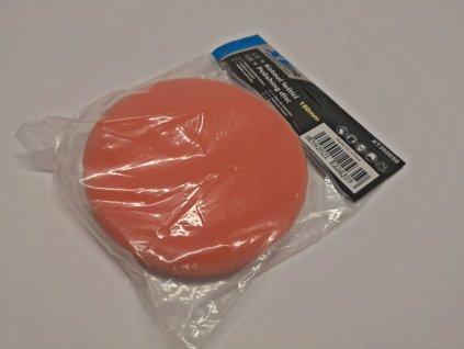 Leštící kotouč pěnový oranžový150mm hard tvrdý