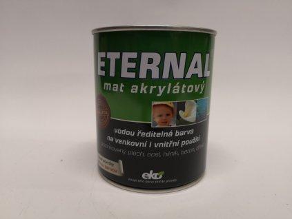 ETERNAL MAT AKRYLÁT 03 stř.šedý 0,7kg