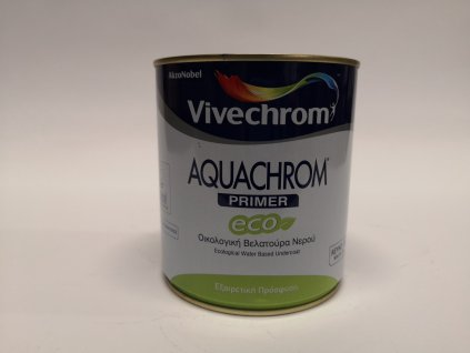 BODY AQUACHROM PRIMER 750ml bílý