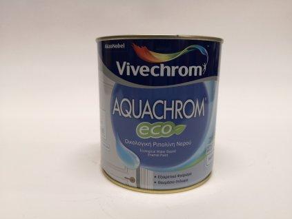 BODY AQUACHROM 750ml bílý, satin