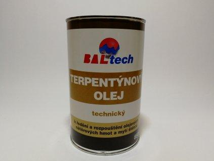 Terpentýnový olej 850g