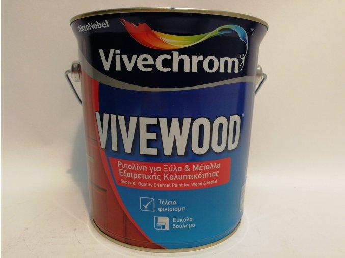 Vivewood(Perladin)bílý,satin 2,5L