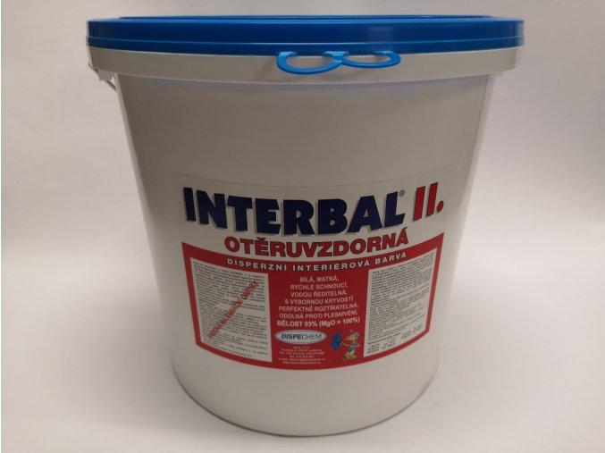 Interbal II.  25 + 3kg