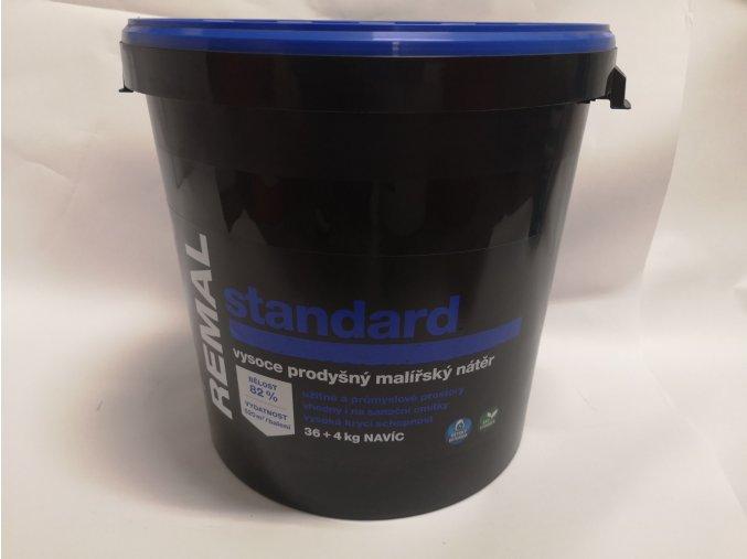REMAL standard 36+4kg