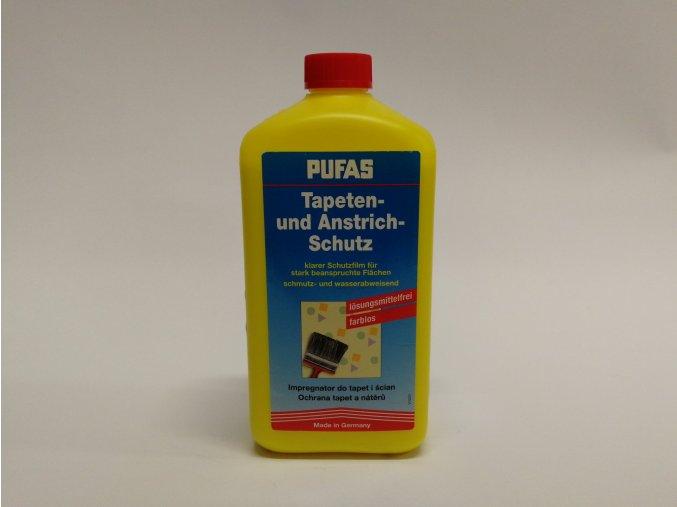 PUFAS - ochrana tapet a nátěrů  1L