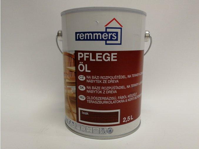 Remmers - Pflege Ol 2,5L teak