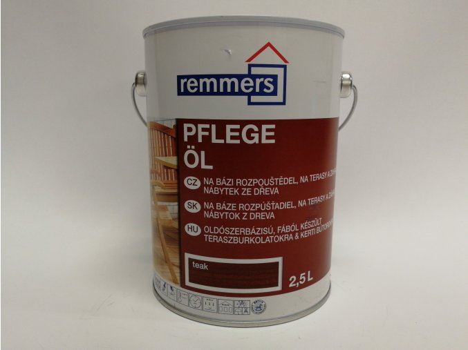 Remmers - Pflege Ol 5L modřín
