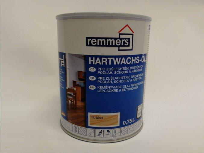 Remmers - Hartwachs Ol 0,75L dub rustikal