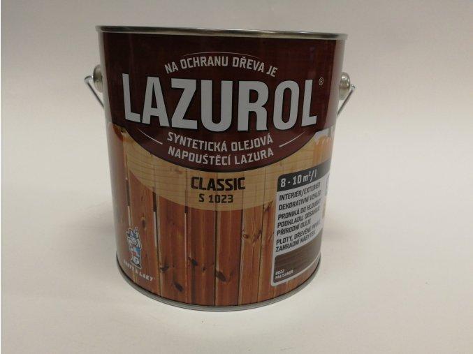 LAZUROL classic S-1023 sipo 0025 2,5L