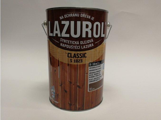 LAZUROL classic S-1023 borovice 0062 4 L